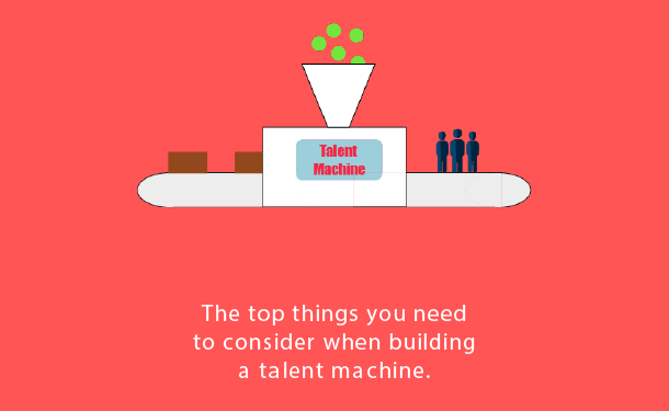 talent acquisition machine